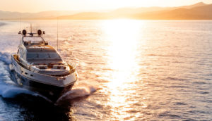 Scuba diving and private luxury yacht cruises
